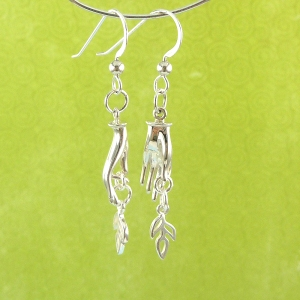 Mudra earrings