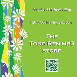 The Tong Ren healing mp3 store