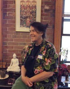 My Tong Ren teacher, Eleanor